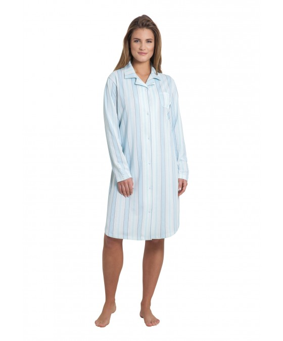 Sleepshirt Klima-Komfort 45102-614 front