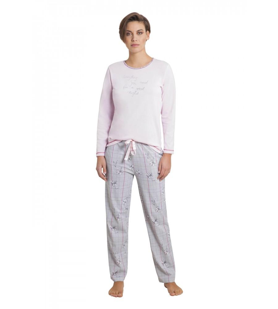 Schlafanzug Klima-Komfort 45105-307 front
