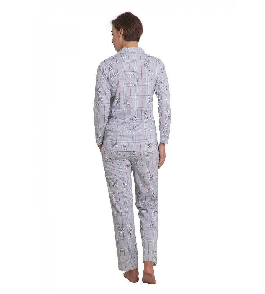 Pyjama Klima-Komfort 45106-122 back