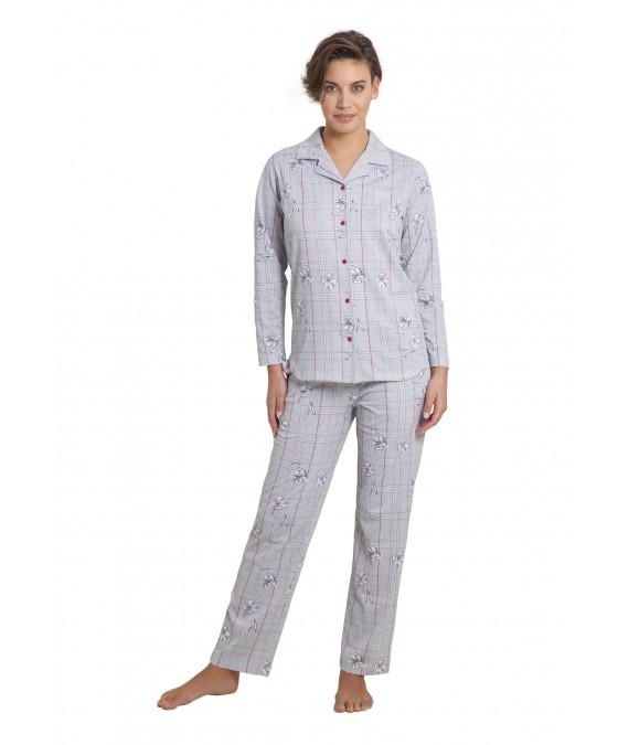 Pyjama Klima-Komfort 45106-122 front