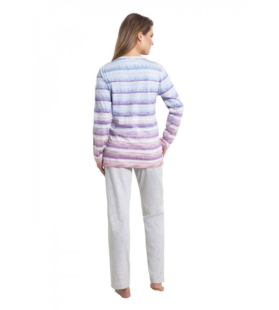 Schlafanzug Klima-Komfort 45120-621 back