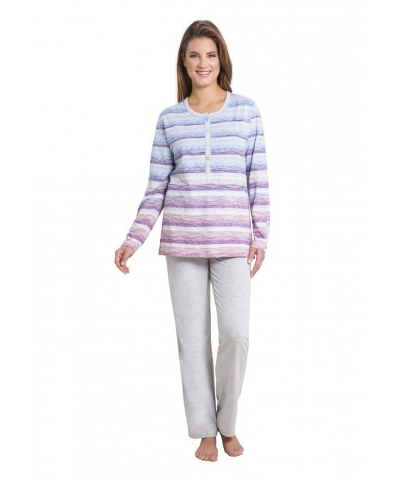 Schlafanzug Klima-Komfort 45120-621 front