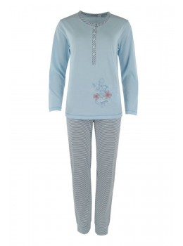 Schlafanzug Klima-Komfort