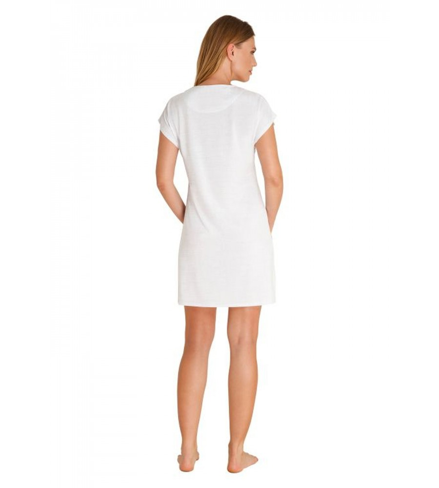 Sleepshirt Stretch 45266-990 back