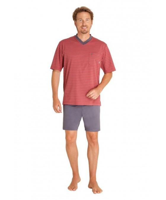 Schlafanzug Klima-Komfort 53282-373 front