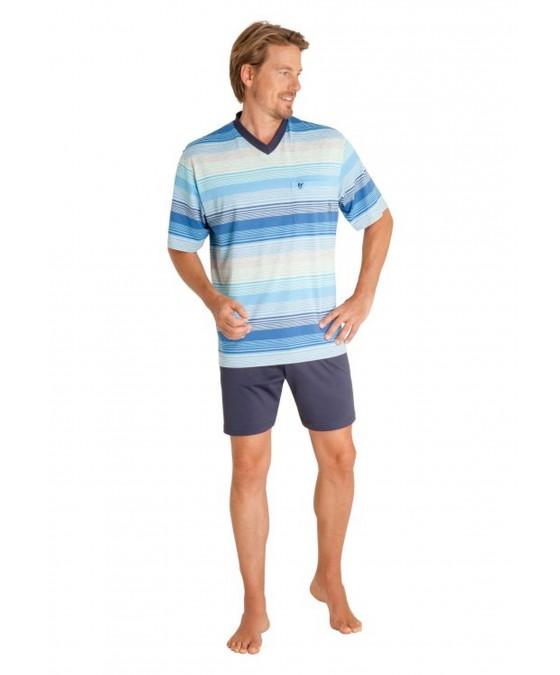 Schlafanzug Klima-Komfort 53286-609 front