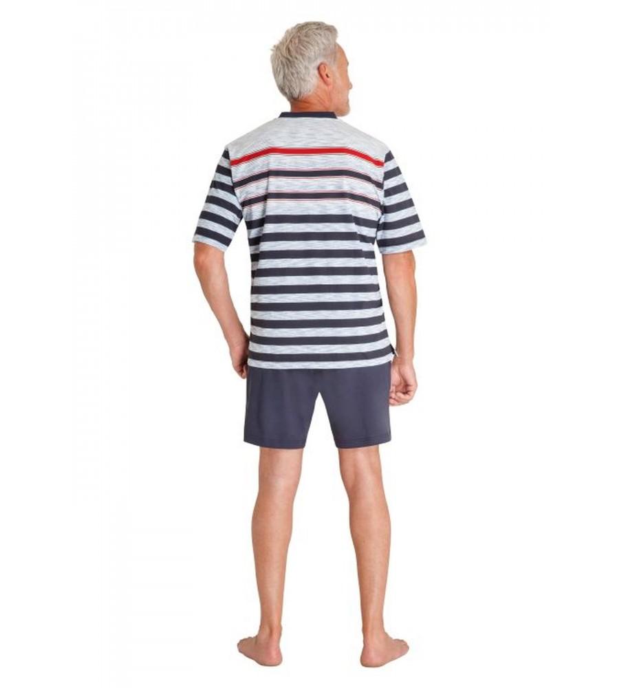 Schlafanzug Klima-Komfort 53294-609 back