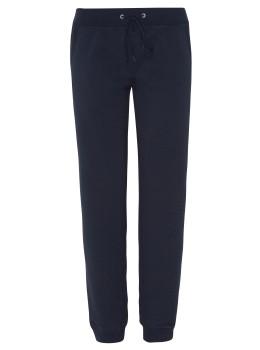 Homewear Hose mit Bündchen