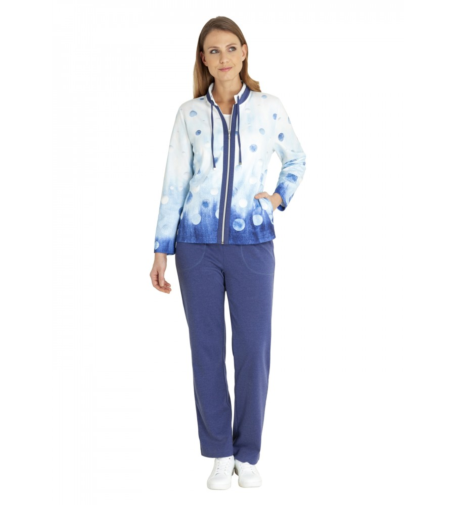 Homewear-Anzug Klima-Komfort 80984-602 front