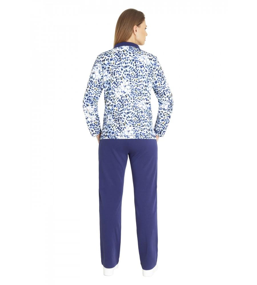 Homewear-Anzug Klima-Komfort 80986-686 back