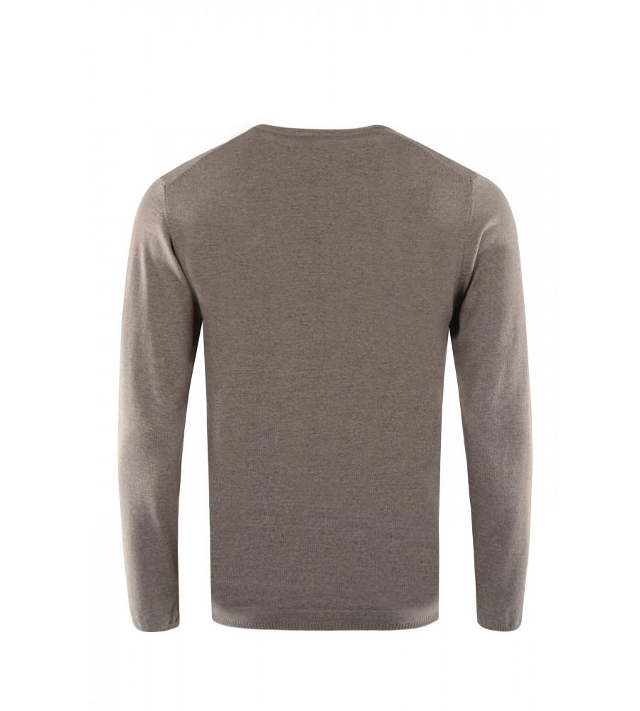 Pullover mit V-Ausschnitt T1005-227 back