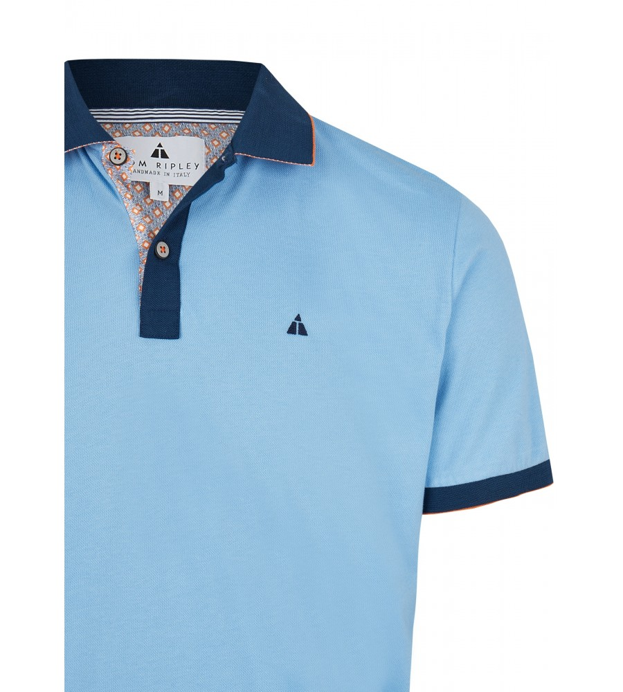 Premium Pikee-Poloshirt T1033-621 detail1