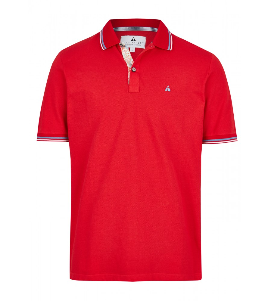 Premium Pikee-Poloshirt T1034-300 front