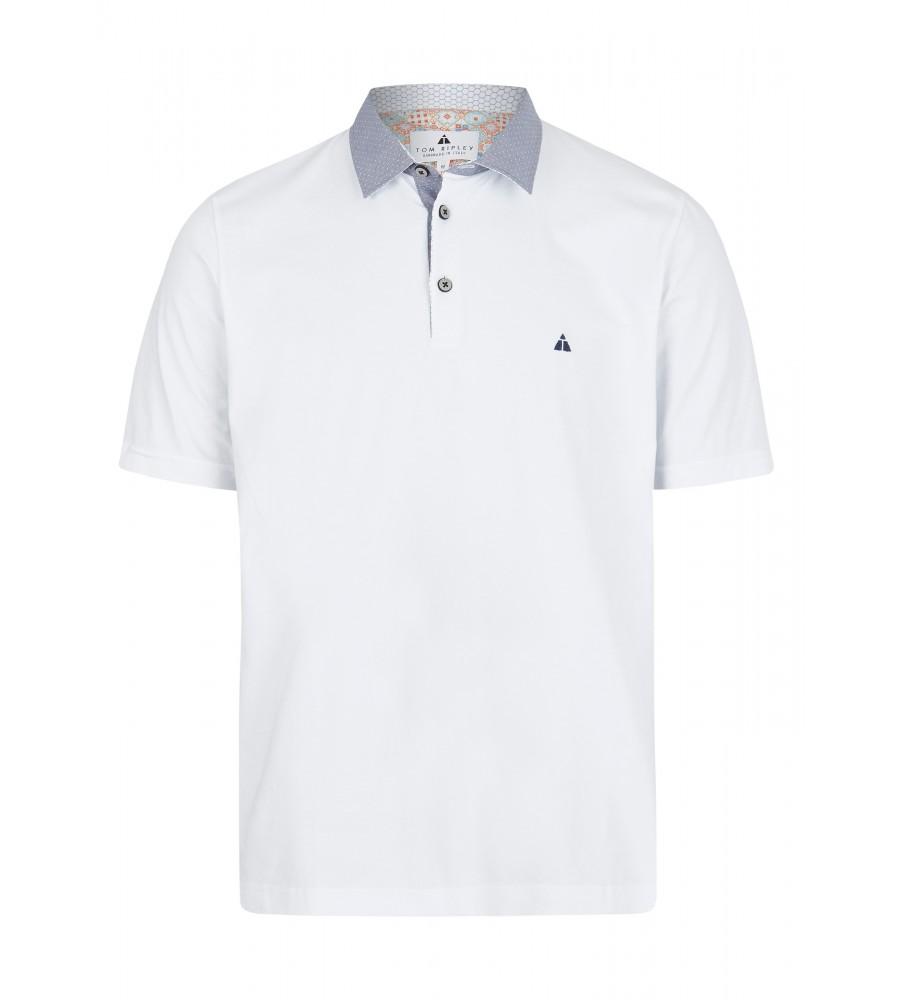 Edles Premium Poloshirt T1035-200 front